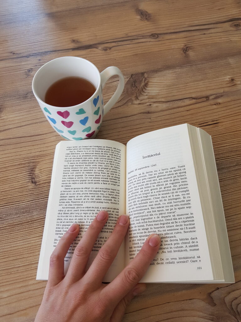 ellie blog blogger family carte noua ceai dejun citit