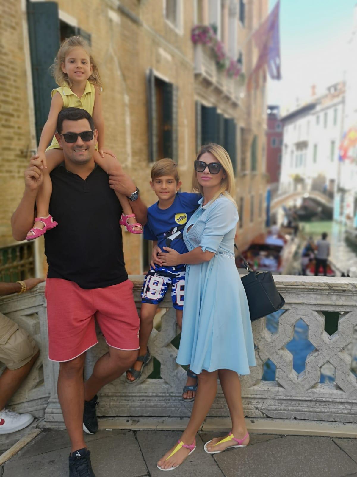 Vacanta noastra din Italia