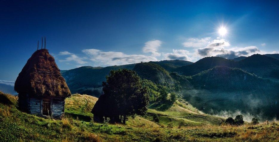 Romania, tara parasita